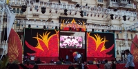 new picter of led screen 322