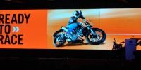 LED Mapping in DUK Bike Launching