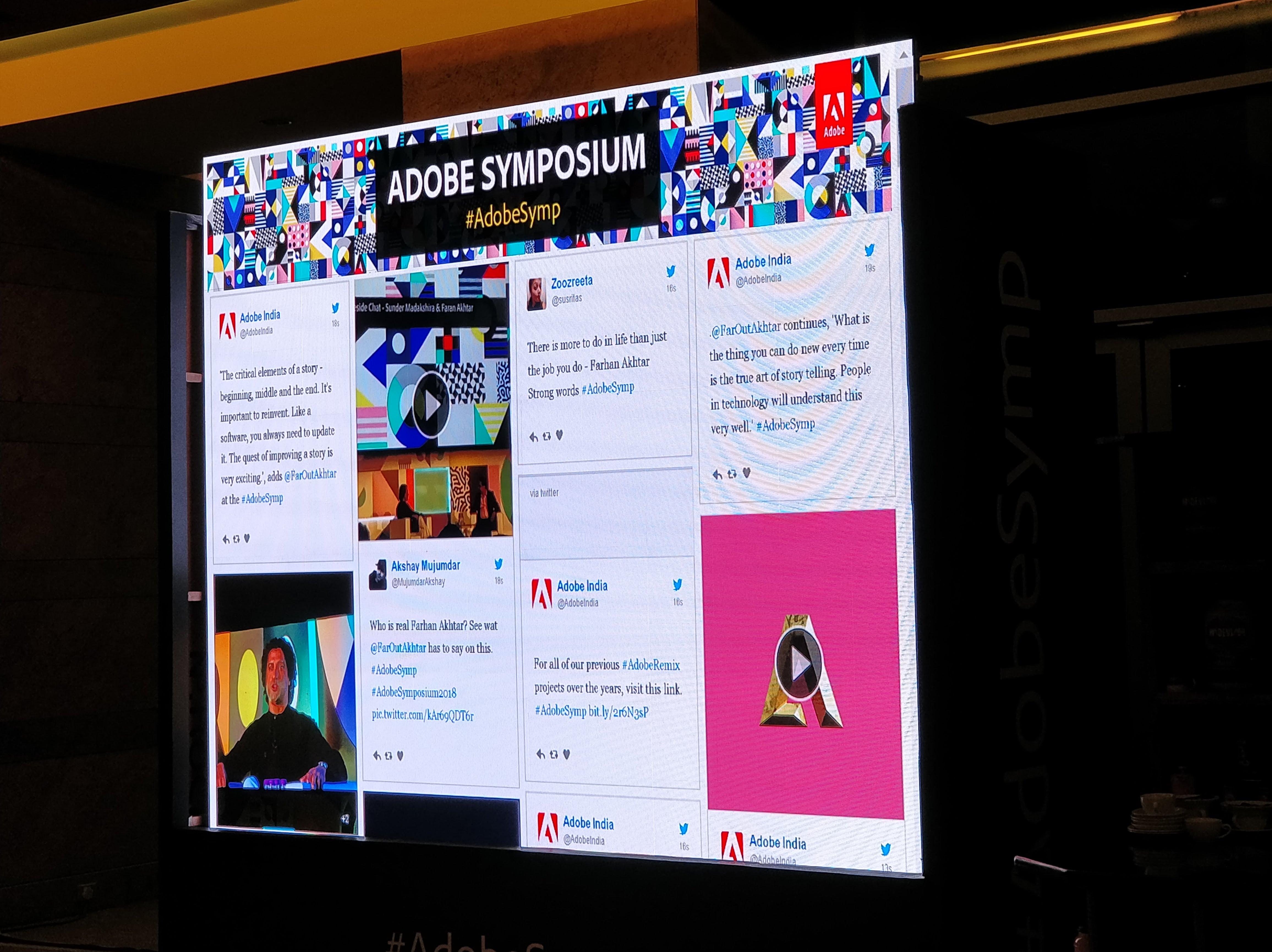 Photos A Digital Screen India